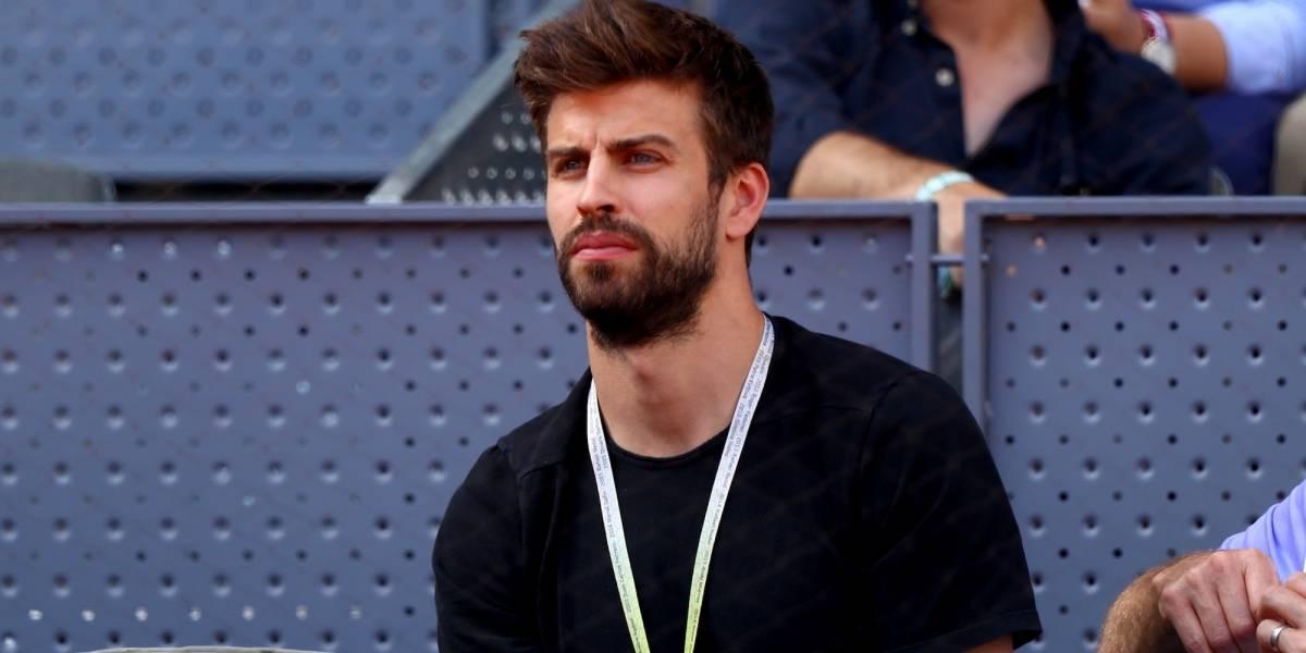 Piqué espera convencer a Djokovic para que juegue Copa Davis