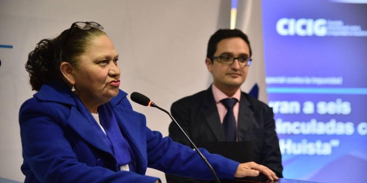VIDEO. Fiscal general pide al Presidente la renovación de visas de investigadores de CICIG