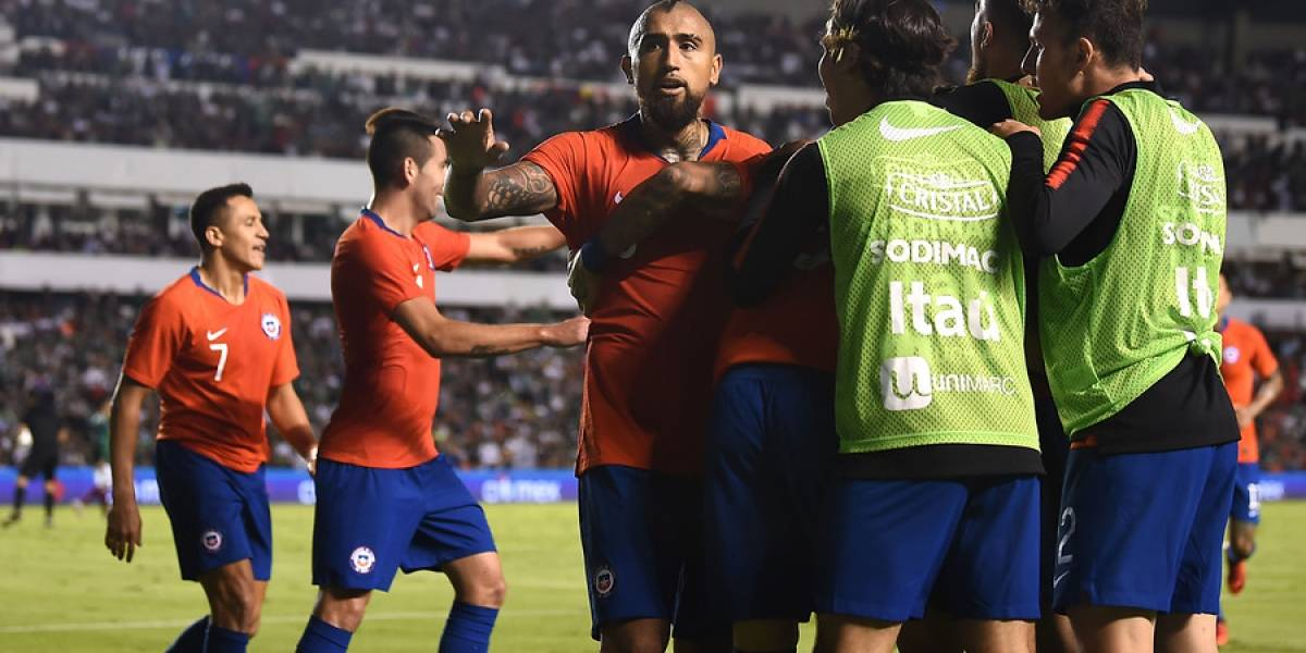 La selección chilena cerrará el 2018 con dos amistosos en territorio nacional