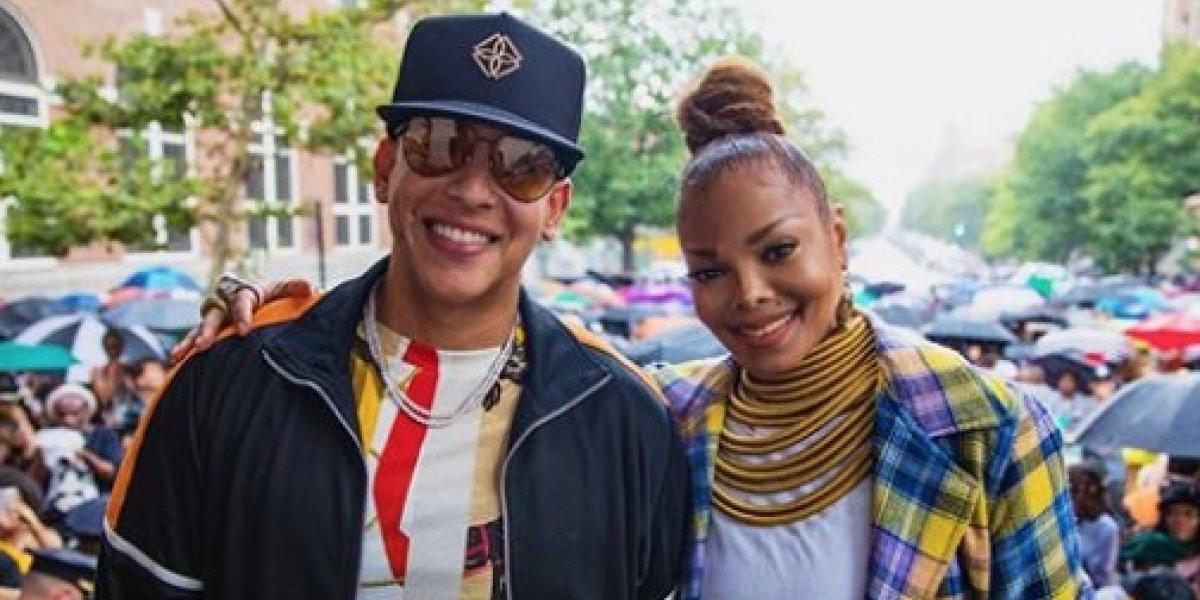 Continúa el éxito para canción de Daddy Yankee y Janet Jackson