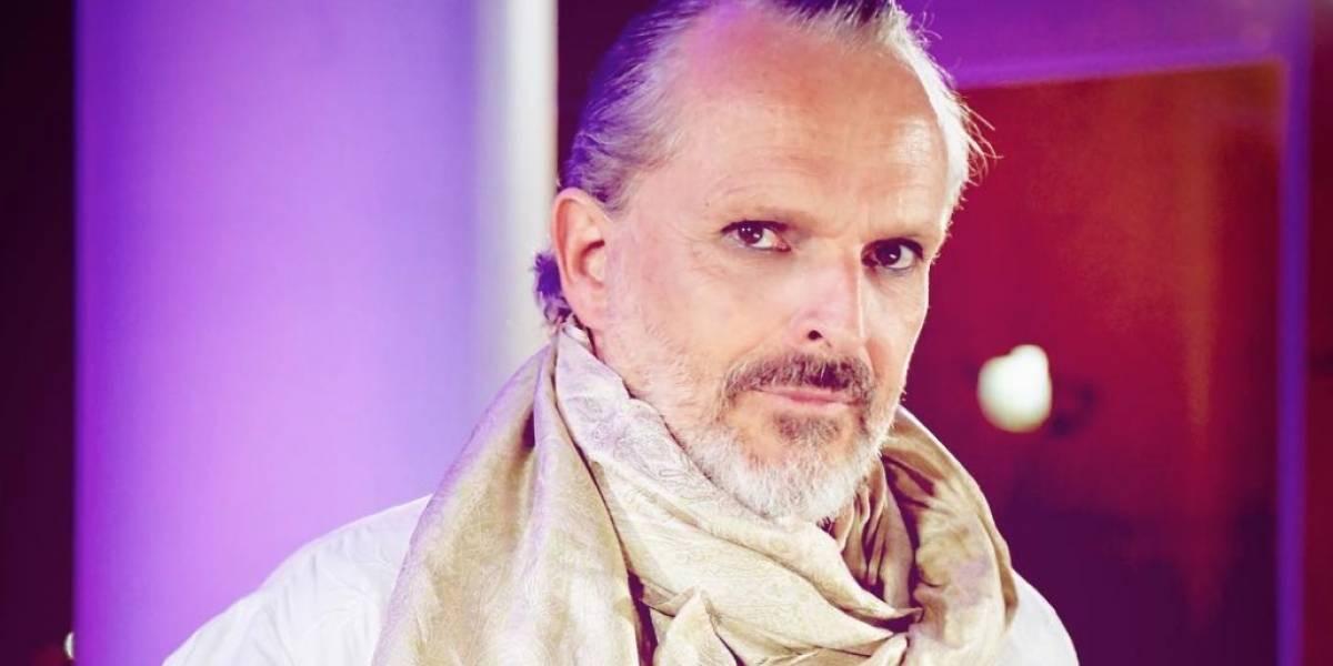 Ex pareja de Miguel Bosé anuncia acciones legales contra el cantante