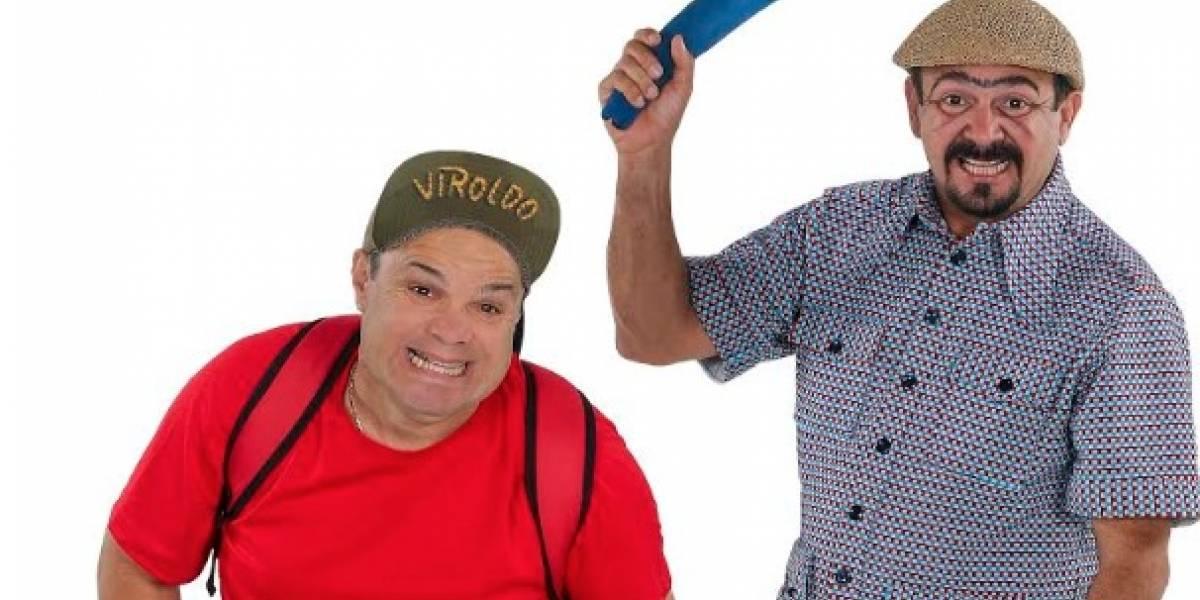 Maneco y Viroldo se reencuentran y estrenan negocio
