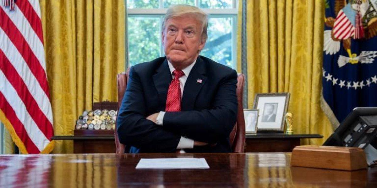 """Donald Trump: """"Comenzaremos a cortar la ayuda extranjera"""""""