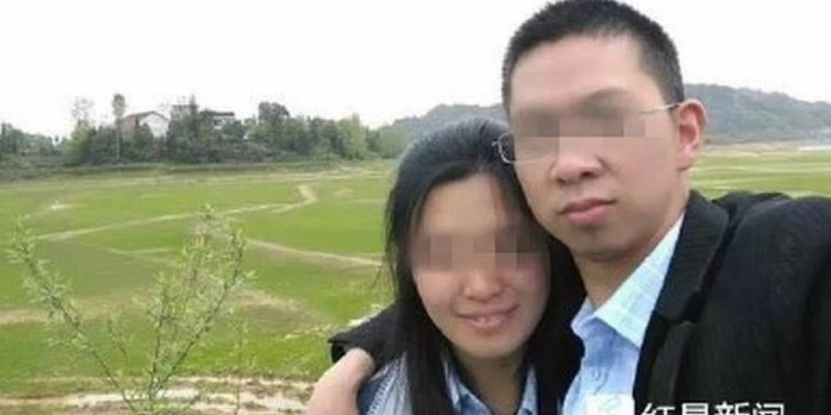 Campesino chino fingió su muerte y su familia se suicidó
