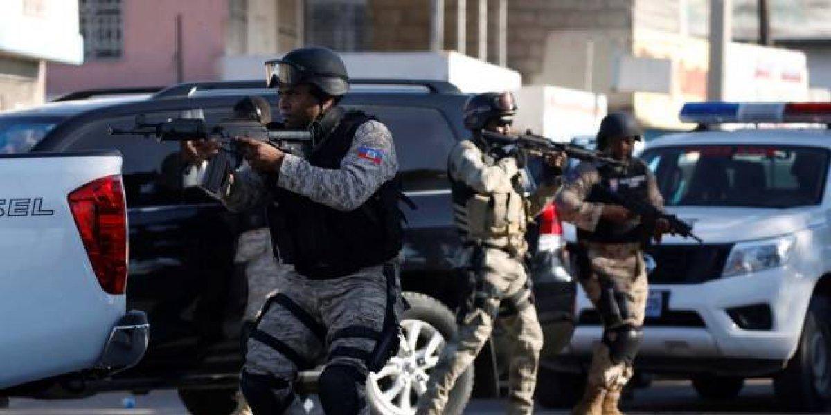 Haitianos exigen en las calles aclarar supuesta corrupción Petrocaribe