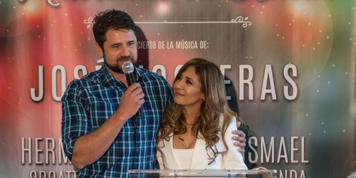 Ismael Miranda, Lourdes Robles, José Nogueras y Hermes Croatto se unen en concierto Navidad es Amor