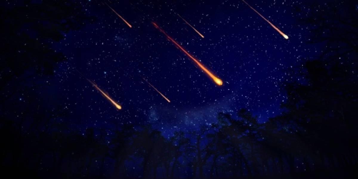 Proximo Domingo Lluvia De Estrellas Asociadas Al Paso Del Cometa Halley