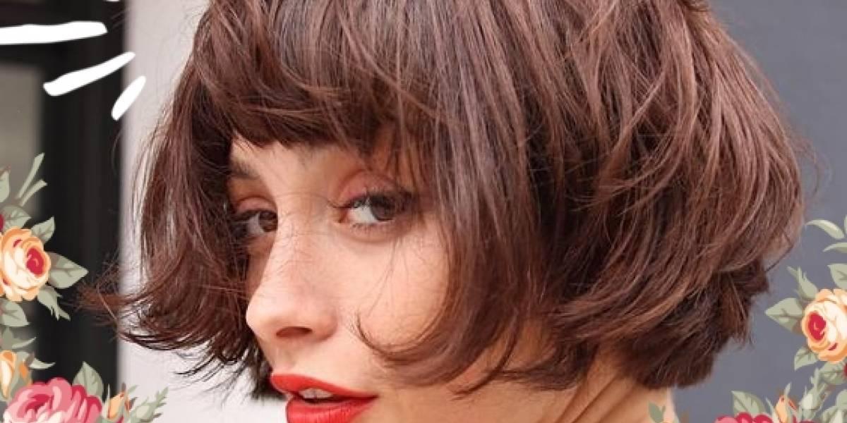 Cortes de cabello con fleco que transformarán tu look