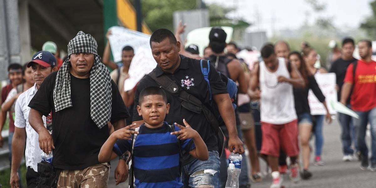 Donald Trump agradece a México por vigilar frontera con Guatemala