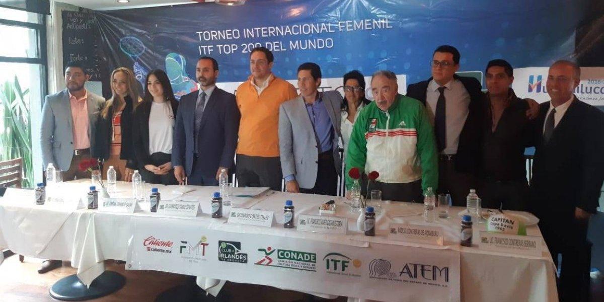 El Abierto Irlandés de Tenis 2018 reunirá al talento femenino nacional e internacional