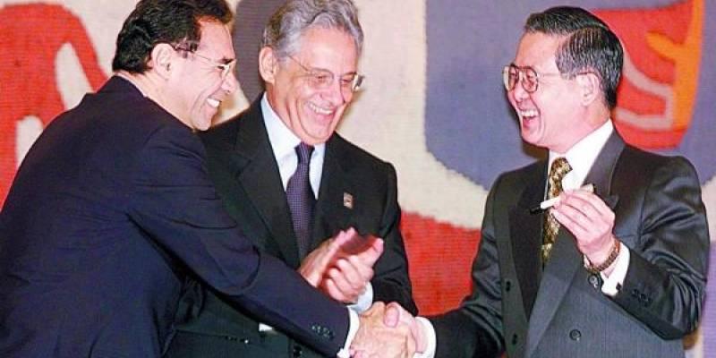 """Resultado de imagen para Fotos: Ecuador y Perú firman el Acuerdo de Paz"""""""