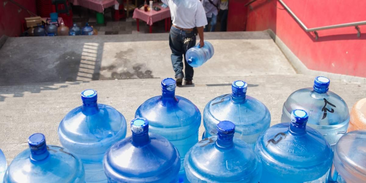 Por corte venta de agua aumentará en 20%