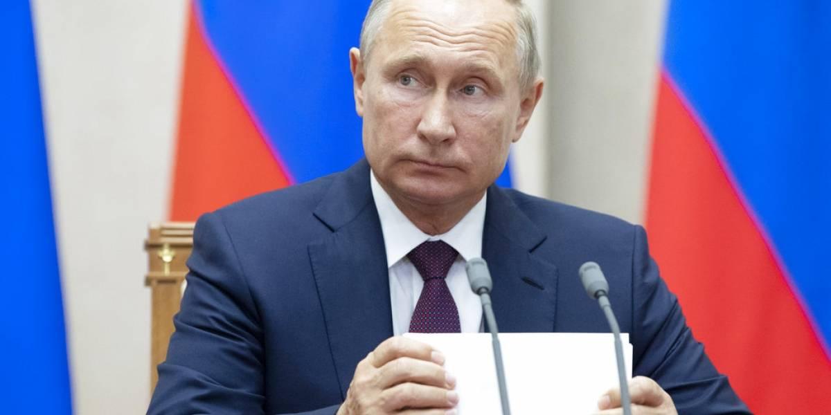 Putin confirmó que ISIS tomó a 700 rehenes en Siria