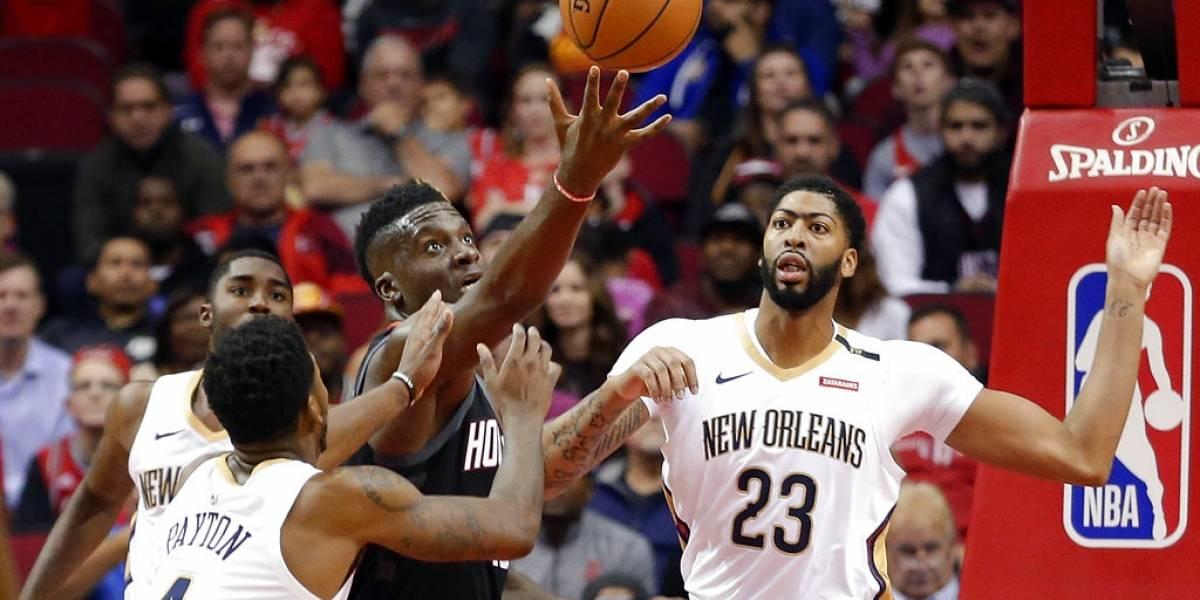 Rockets decepcionan en debut en la NBA y generan muchas dudas de su poderío