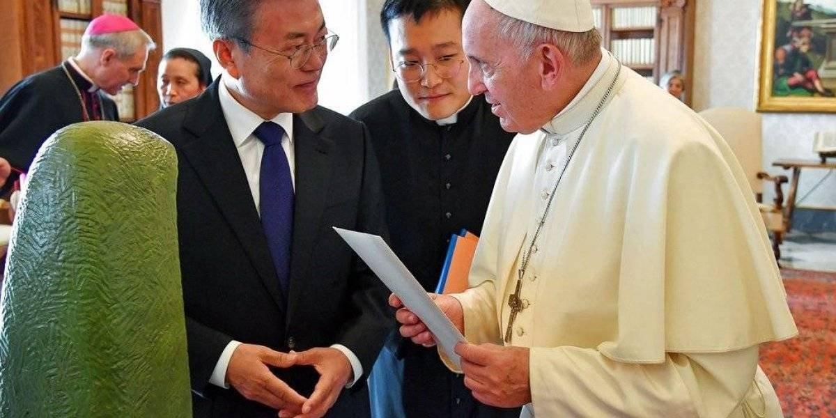 Papa Francisco dispuesto a visitar Corea del Norte