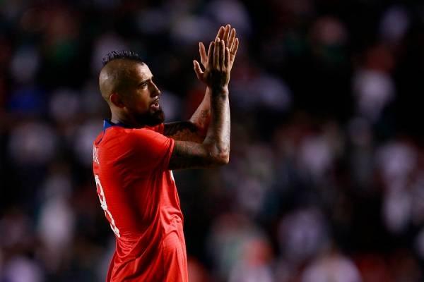 Xavi Hernández: Es evidente que Arturo Vidal no está contento en Barcelona