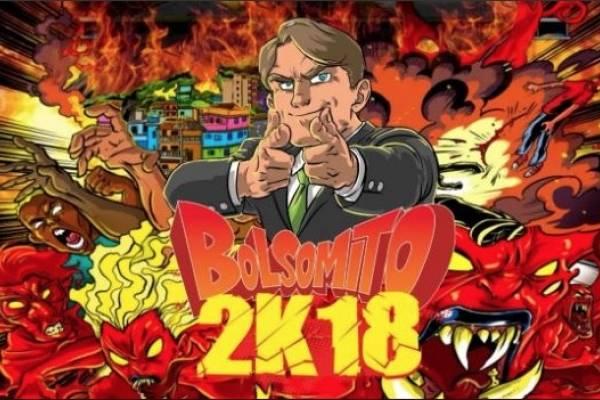 """Las autoridades brasileñas investigan el videojuego """"Bolsomito 2K18"""", en el que un personaje inspirado en el candidato ultraderechista Jair Bolsonaro tiene que derrotar """"los males del comunismo"""" y a """"los enemigos que pretenden instaurar una dictadura ideo"""