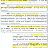 Acuerdo divorcio Gabriel Soto