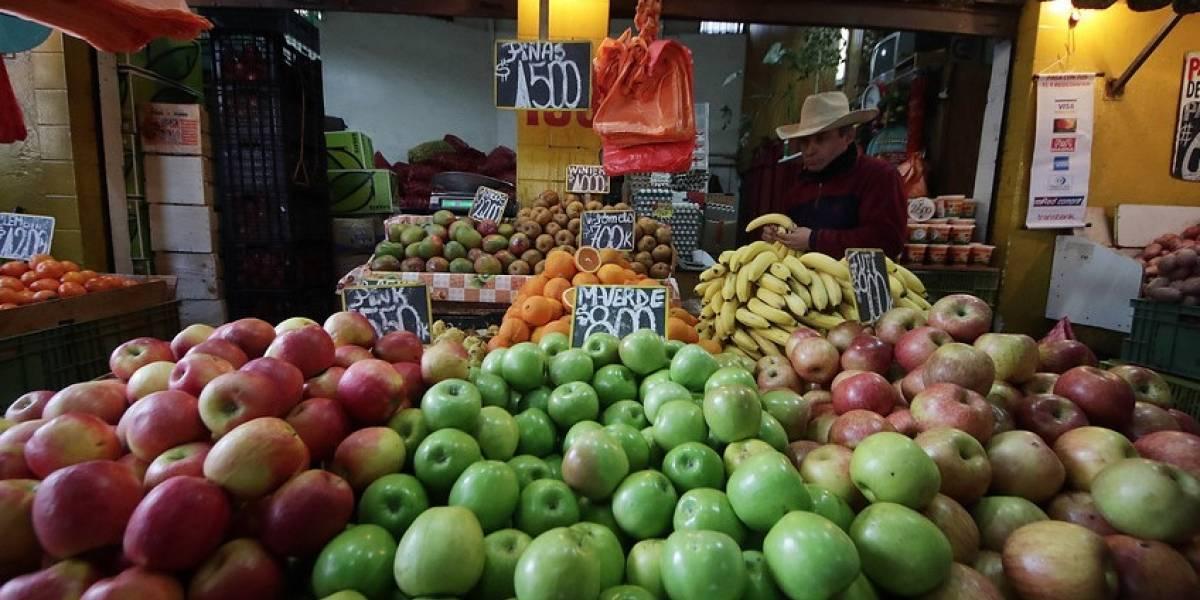 Frutas y verduras en las ferias libres son más baratas que un kilo de pan sostiene ministro de agricultura