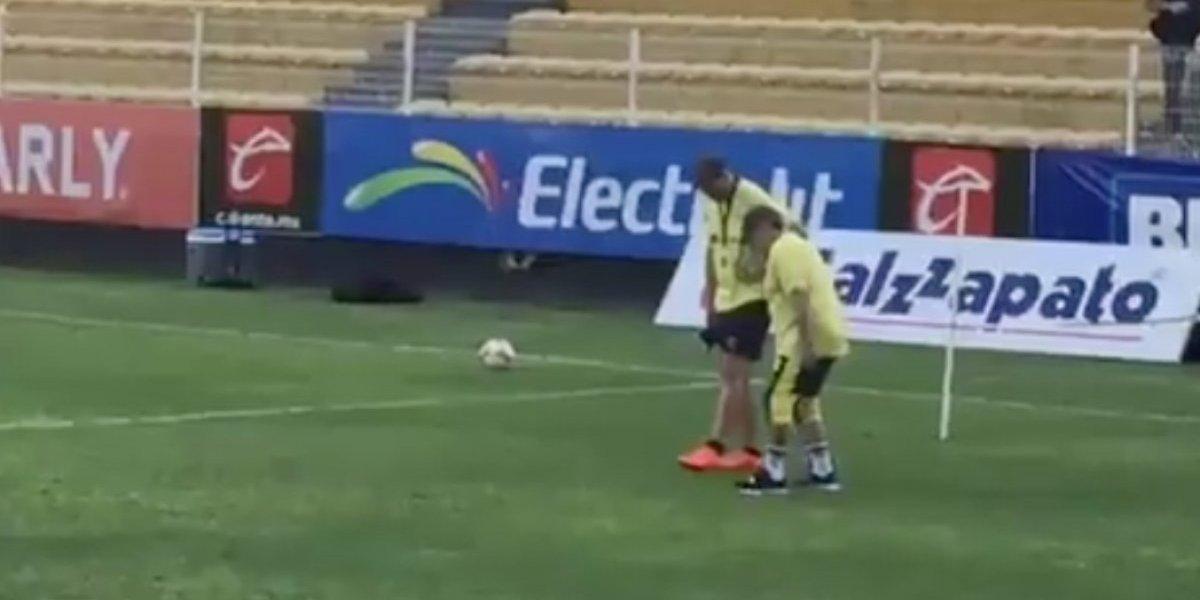 Otra vez Maradona: se filtró video que lo muestra con serias dificultades para caminar