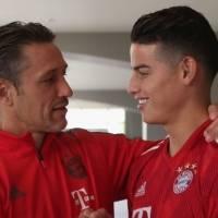 La extraña rueda de prensa del Bayern München el viernes 18 de octubre