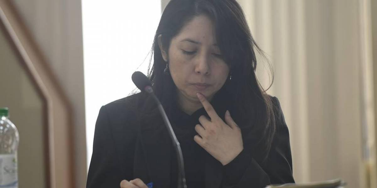 La CSJ traslada a notificador que denunció la jueza Erika Aifán
