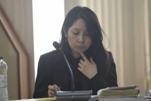 Jueza Erika Aifán.