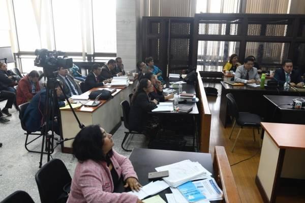 Juicio contra Guayo Cano en caso Salcajá