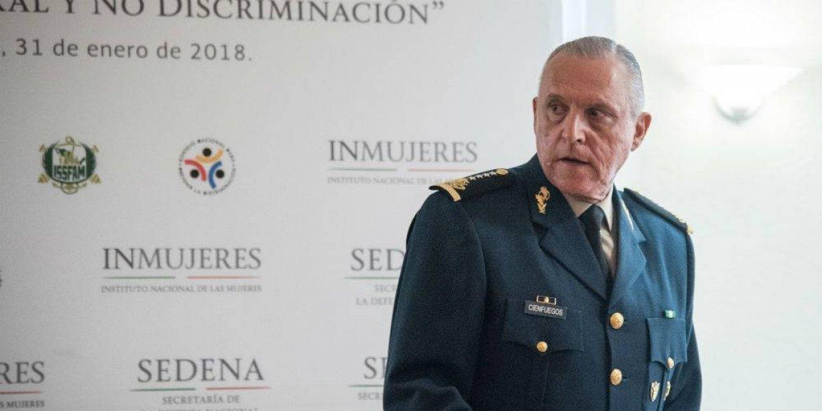 #Política Confidencial titular de la Sedena toma distancia del presidente electo