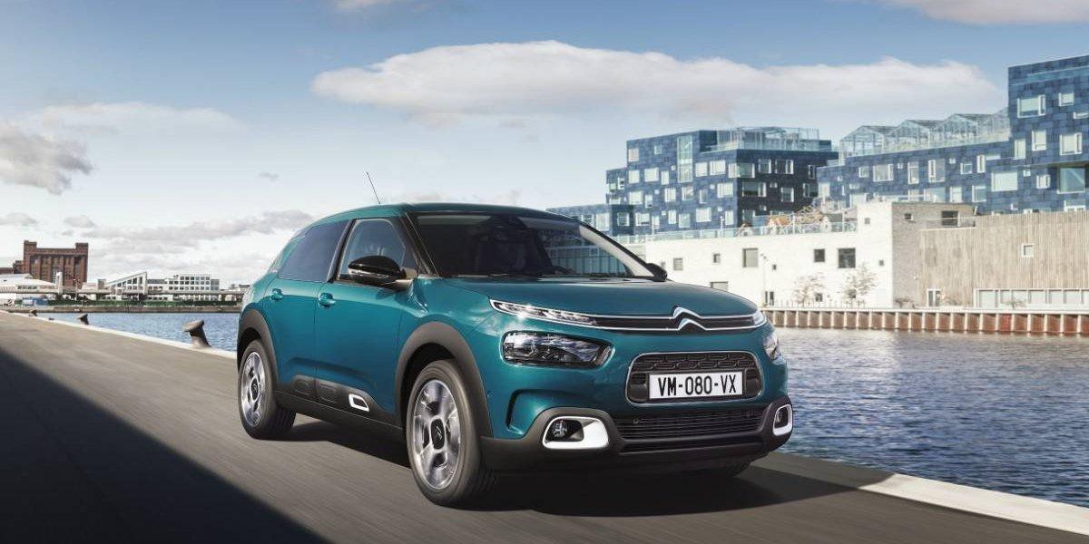 Citroën celebra doble nominación al premio Autobest 2019