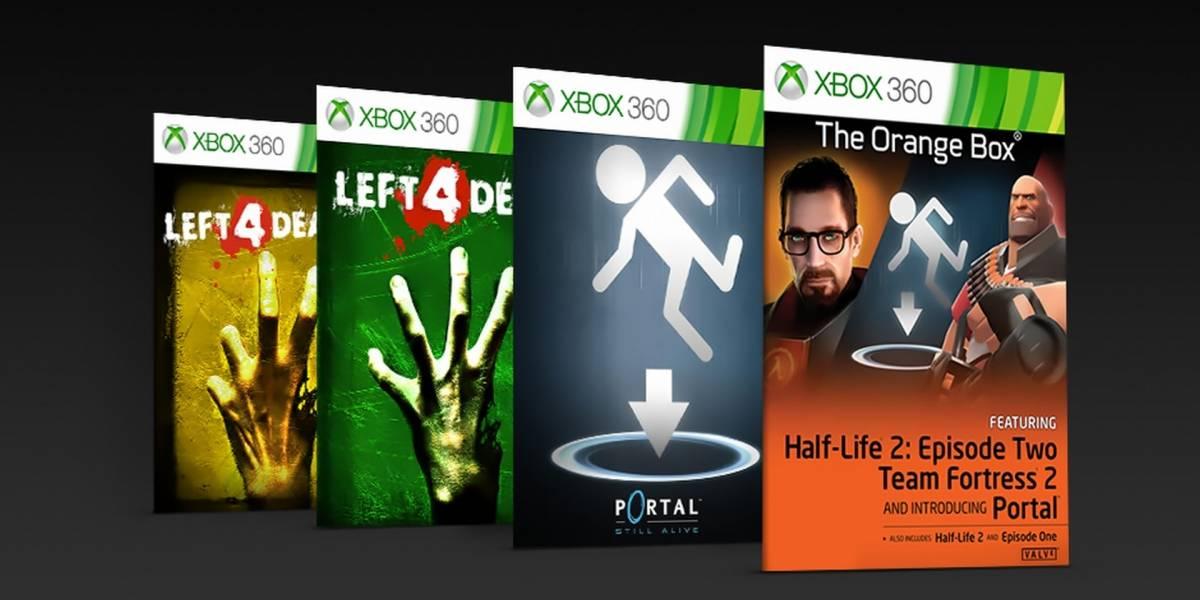 Left 4 Dead 1 y 2, The Orange Box y Portal ahora tienen mejoras en Xbox One X