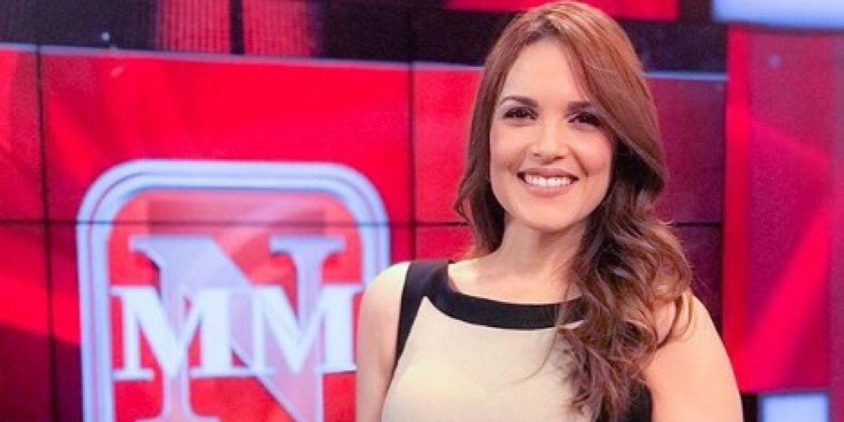 Darling Burdiez firmó un contrato con Telemundo