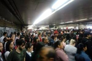 Linhas do Metrô e da CPTM apresentam problemas na manhã de quinta