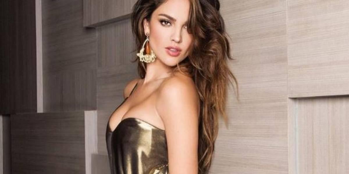 La foto de Eiza González en bikini que despierta rumores de nueva cirugía