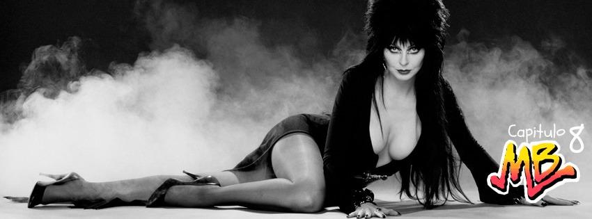Elvira, el gran ícono de los ochenta llega a Mundo Bizarro [Fayerwayer TV]