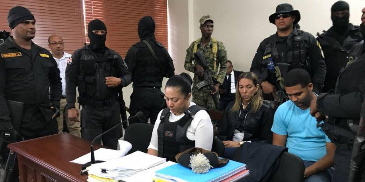 Tribunal seguirá este viernes juicio de Marlon y Marlin Martínez