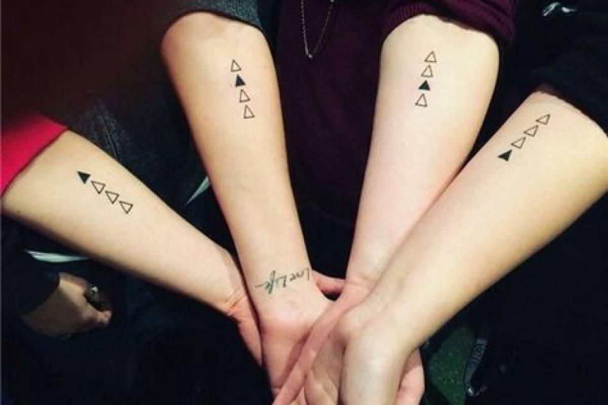 Tatuajes En Familia 10 Disenos Que Te Haran Tatuarte Ahora Mismo