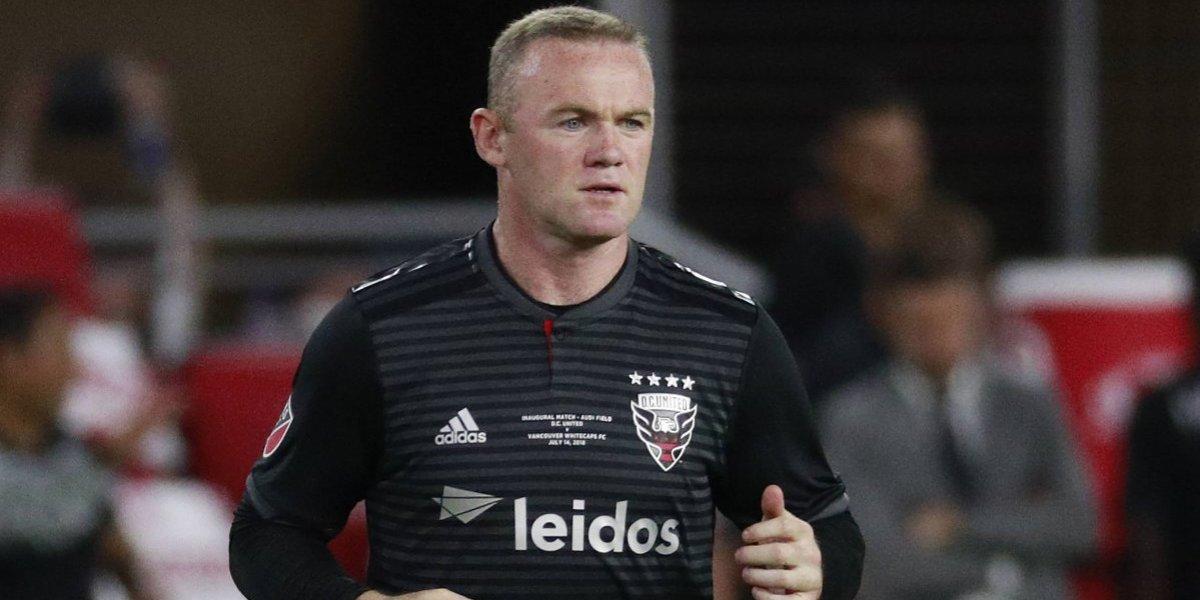 Wayne Rooney enamora al mundo con su golazo ante el Toronto