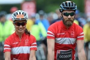 Pippa e James Middleton