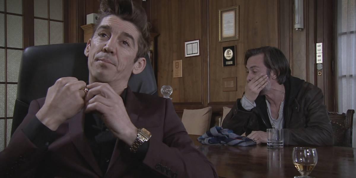 """Felipe Ríos y su personaje en """"Pacto de sangre"""": """"Mi intención es que sea un malo querible"""""""