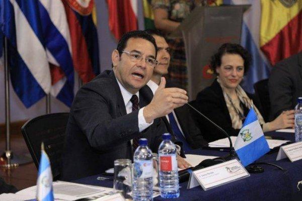 Presidente Morales participa en la X Conferencia Iberoamericana de Ministros de Trabajo, Empleo y Seguridad Social