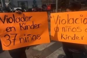"""Niños del kínder """"Marcelino de Champagnat"""" se habían contagiado de herpes"""