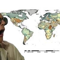 Este mapa predice donde habría guerras por el agua en los próximos años. Noticias en tiempo real