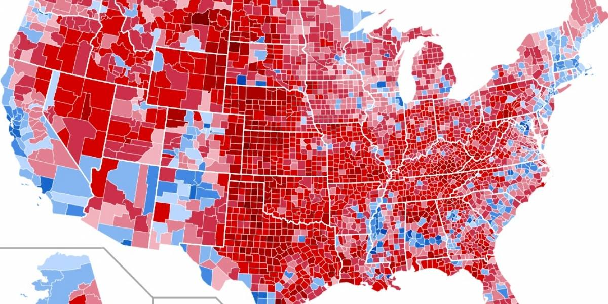 Liberan gigantesca base de datos de los tuits y cuentas que boicotearon las elecciones de EE.UU.