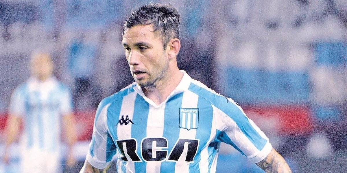 Eugenio Mena, el mejor defensor del fútbol argentino en septiembre
