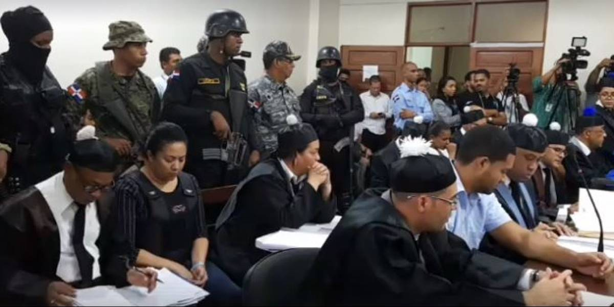 Incidentes en presentación de pruebas en caso Emely