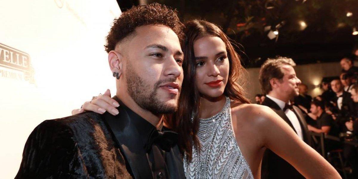 Neymar y la actriz Bruna Marquezine volvieron a cortar