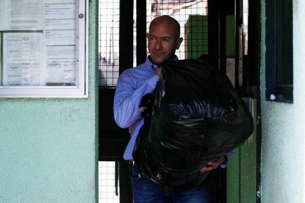 Las razones que explican por qué Garay podría reducir su presidio a un poco más de dos años