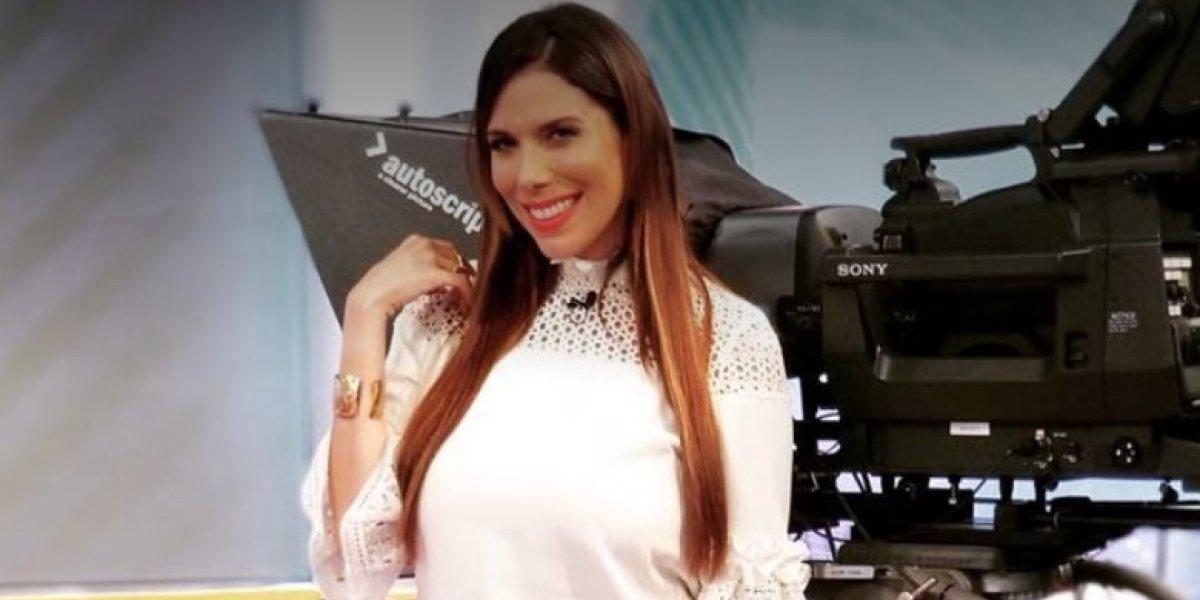 Yulianna Vargas vive mala experiencia durante su embarazo