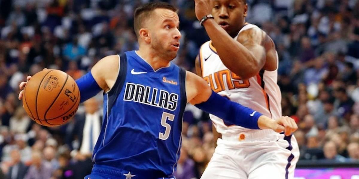 JJ Barea y los Mavs comienzan mal la temporada de la NBA